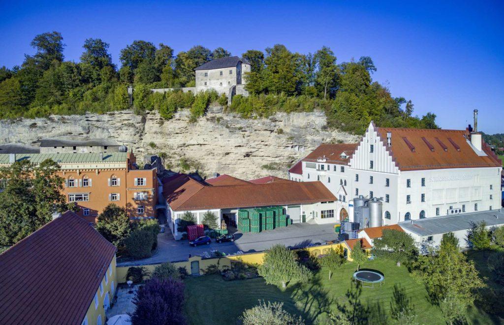 Burg und Schloss Stein an der Traun