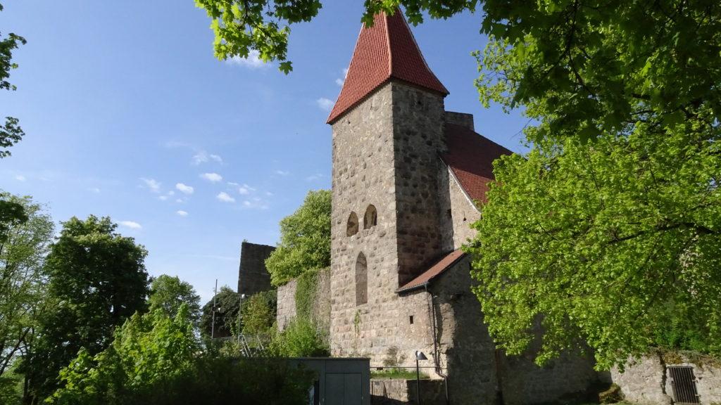 Burgkapelle Burg Leuchtenberg