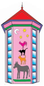 Logo städtischer Kiga