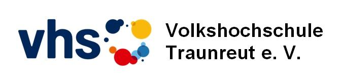 vhs Traunreut Logo