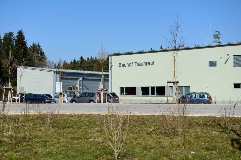 Bauhof Traunreut