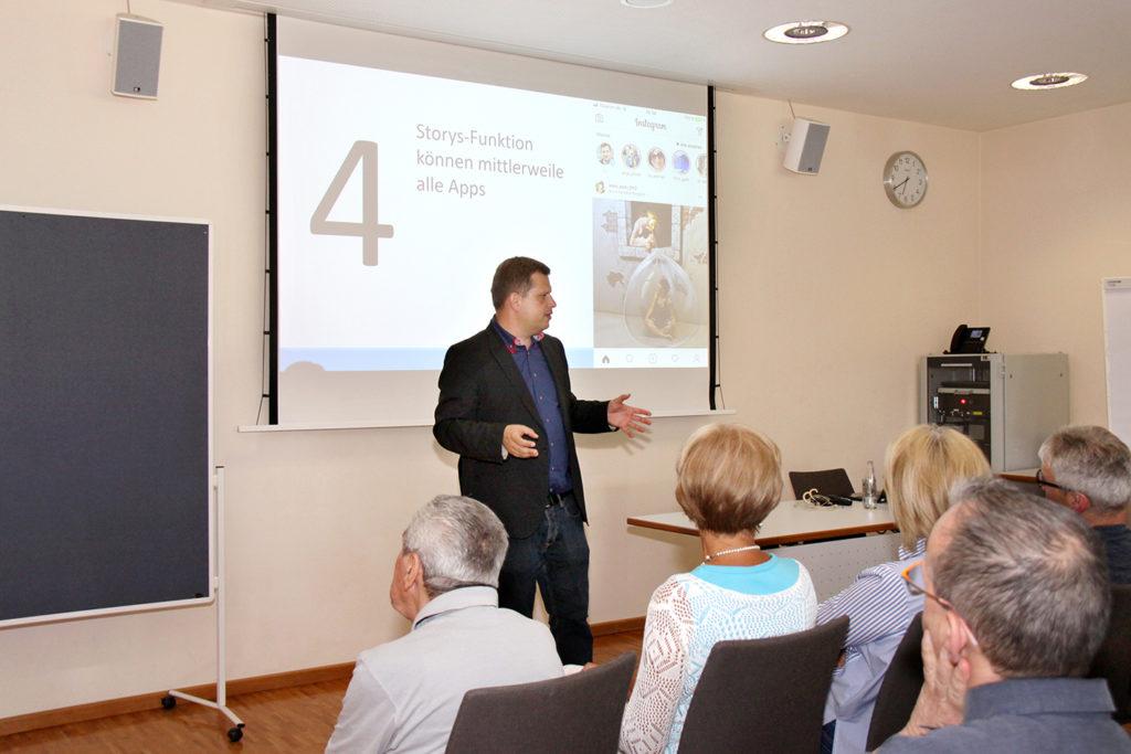 Unternehmerworkshop vom 9. Juli
