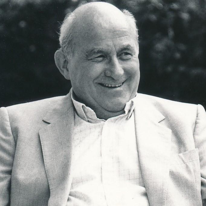 Altbürgermeister Franz Haberlander
