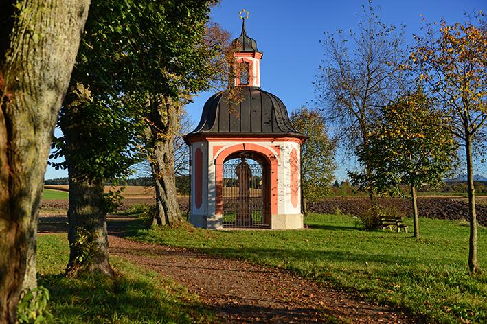 Johann-Nepomuk-Kapelle Anning