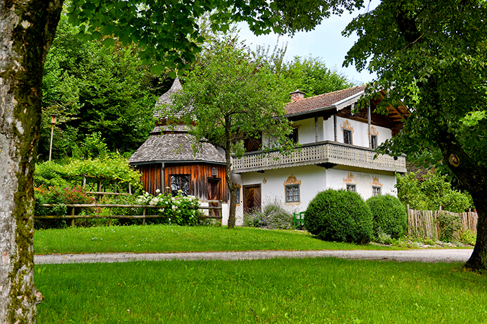 Kapelle Frauenbrunn Traunwalchen Traunreut