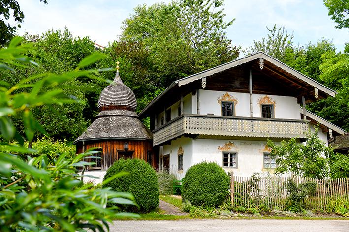 Kapelle Frauenbrunn, Traunwalchen