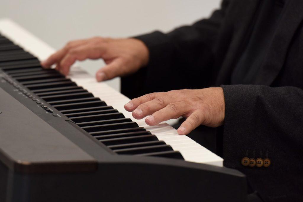 Musikschule Traunwalchen - Klavierspieler