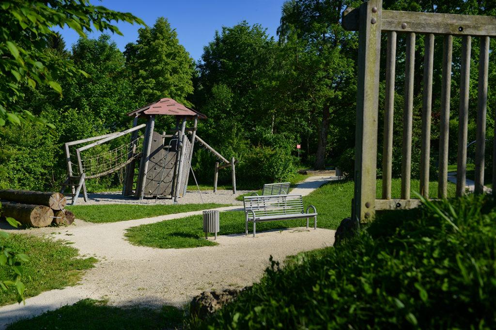 Spielplatz Traunreut