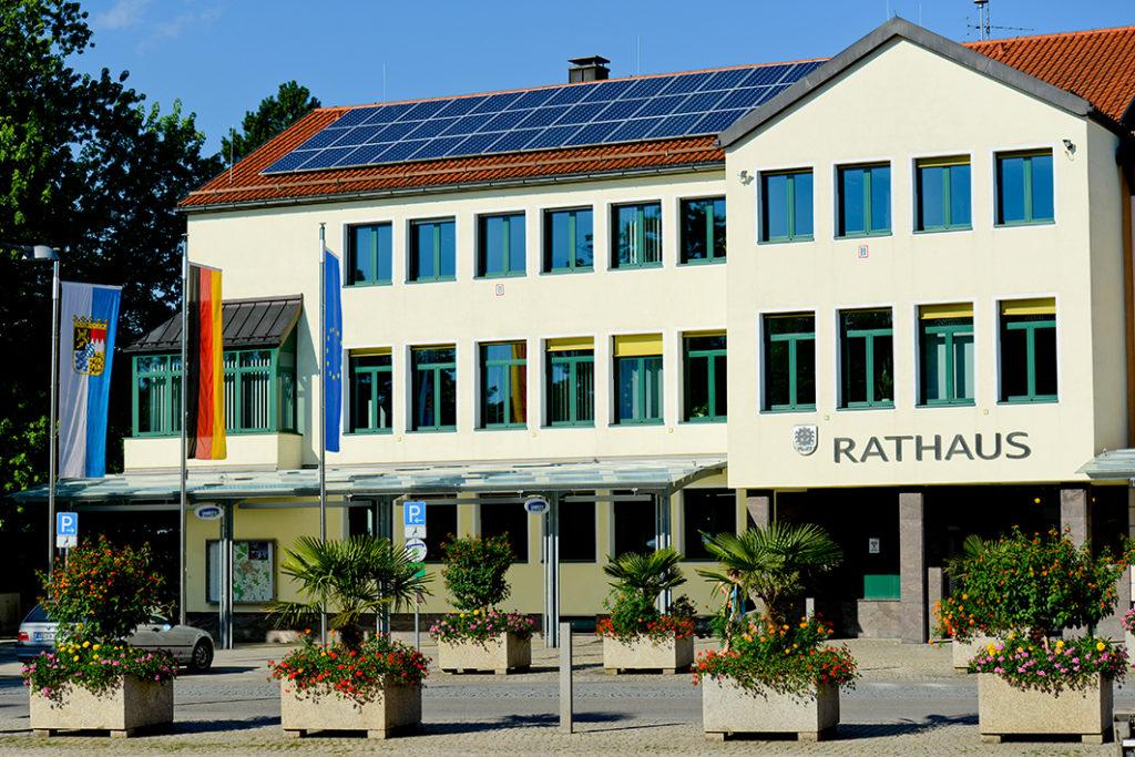 Rathaus Traunreut