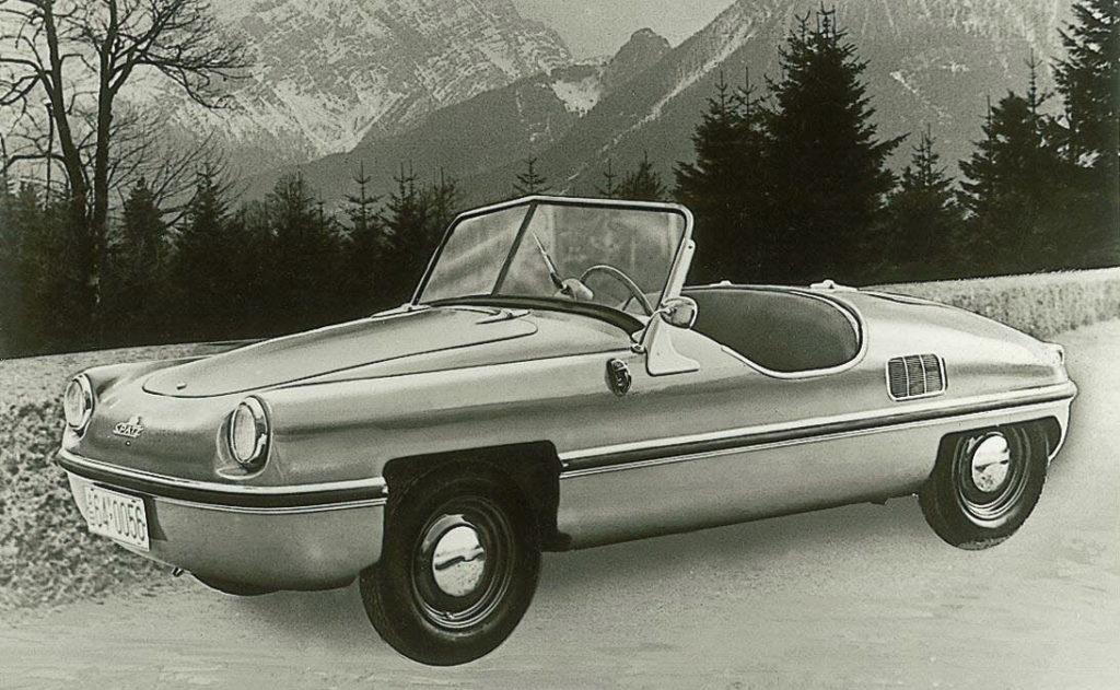 Der Spatz Auto Traunreut