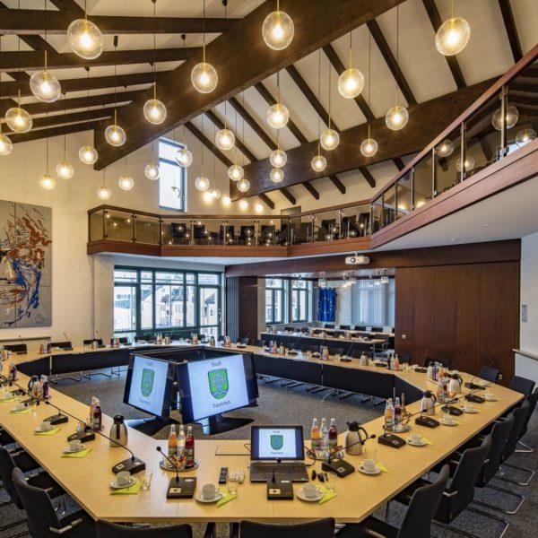 Hauptausschusssitzung