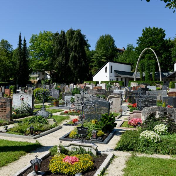 Friedhof Traunwalchen