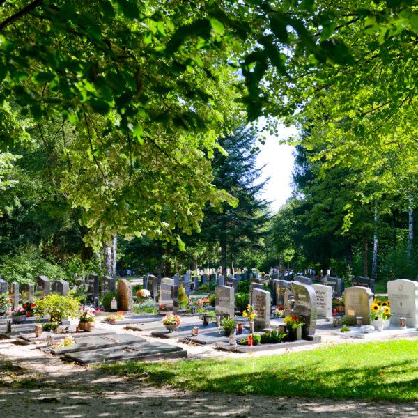 Waldfriedhof Traunreut