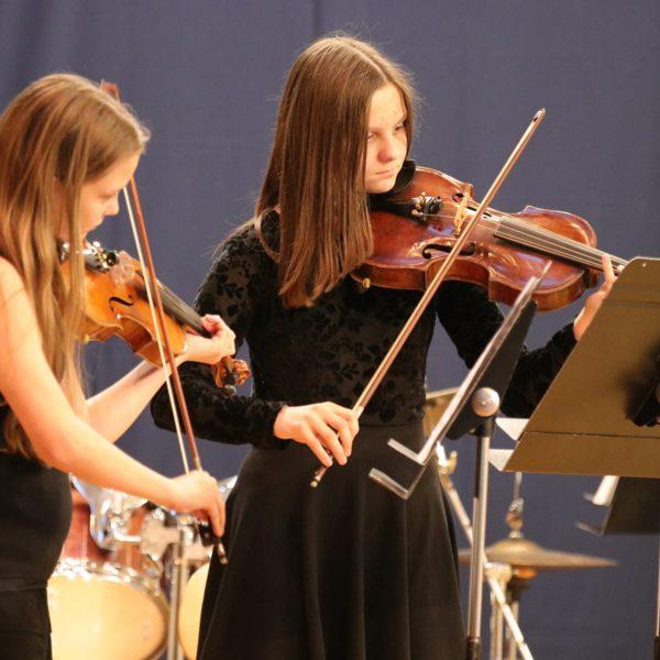 Großes Jahreskonzert der Sing- und Musikschule Traunwalchen
