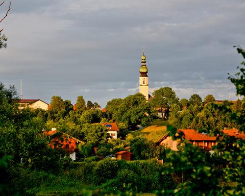 Traunwalchen Kirche Traunreut