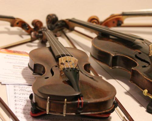 Musikschule Traunwalchen Violinen