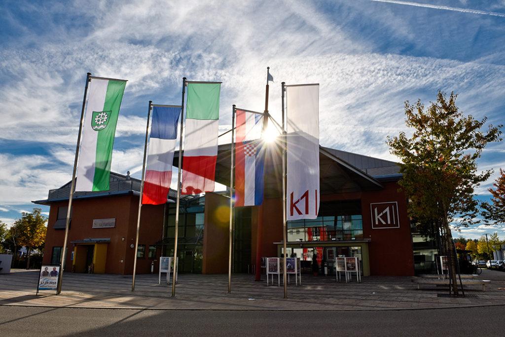 Kultur-und Veranstaltungszentrum k1 Traunreut