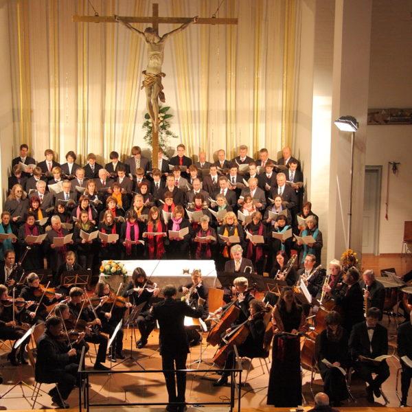 """Patroziniumskonzert in der Pfarrkirche """"Zum Heiligsten  Erlöser"""""""