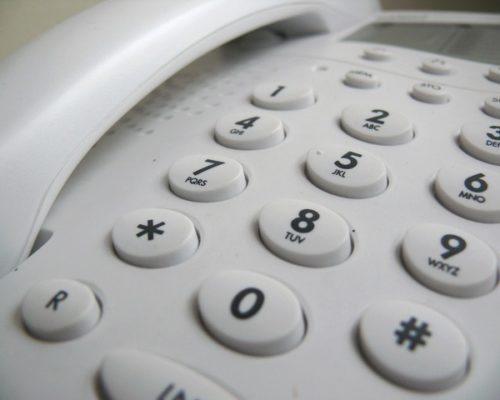 Telefonische Erreichbarkeit Rathaus