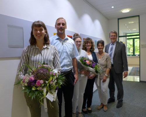 Staatspreis für zwei Auszubildende der Stadt Traunreut