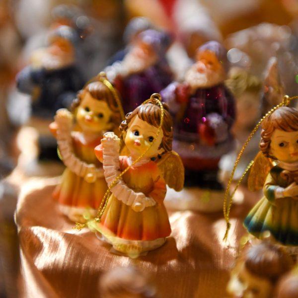 Rahmenprogramm am 14.12.19 beim Traunreuter Weihnachtsmarkt