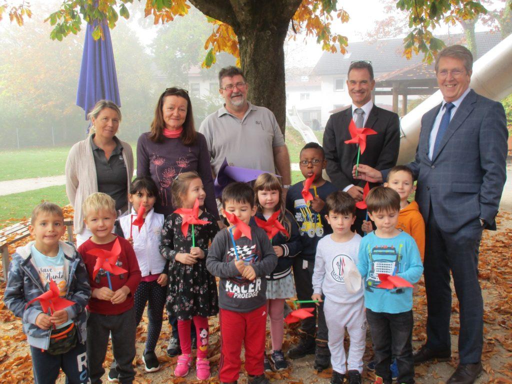 Kindergarten Traunreut Kleine Entdecker