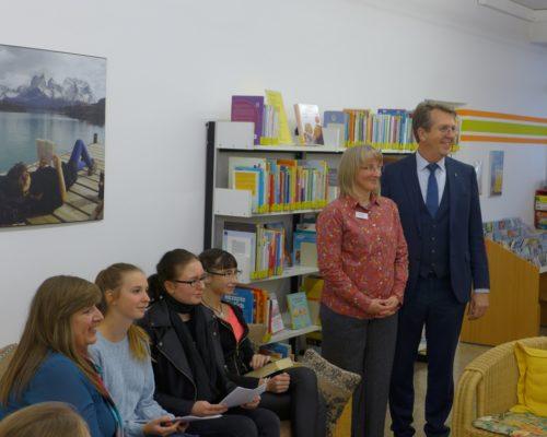 Vorlesetag Stadt Traunreut