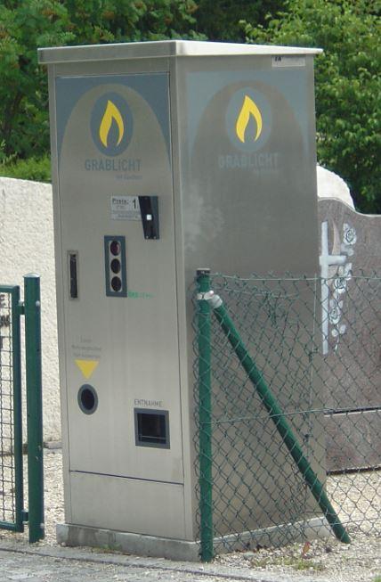 Grablichtautomat