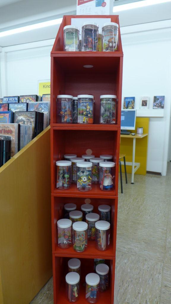 Traunreut Stadtbücherei Tonies