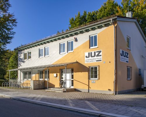 JUZ Jugendzentrum Traunreut