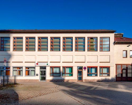 Gebäude Sing- und Musikschule Traunwalchen
