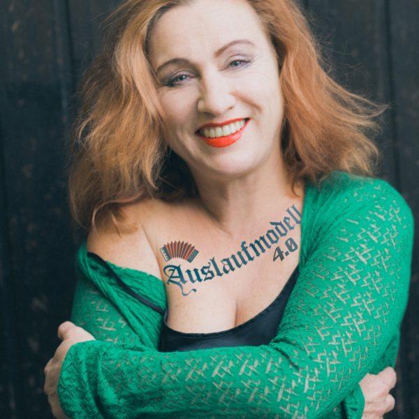 """""""Auslaufmodell"""" Kabarett zum Weltfrauentag (DGB)"""