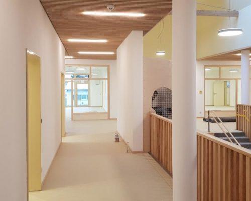 Neuer Kindergarten der Stadt Traunreut