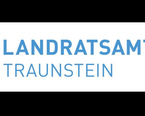 Logo Landratsamt Traunstein