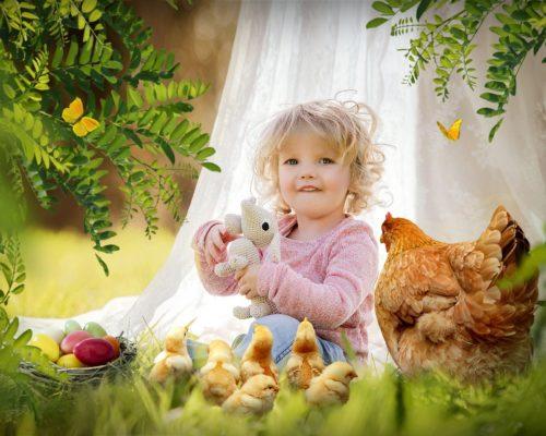 Ostergrüße der Kindertagesstätten
