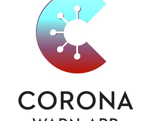 Wortbildmarke Corona Warn App