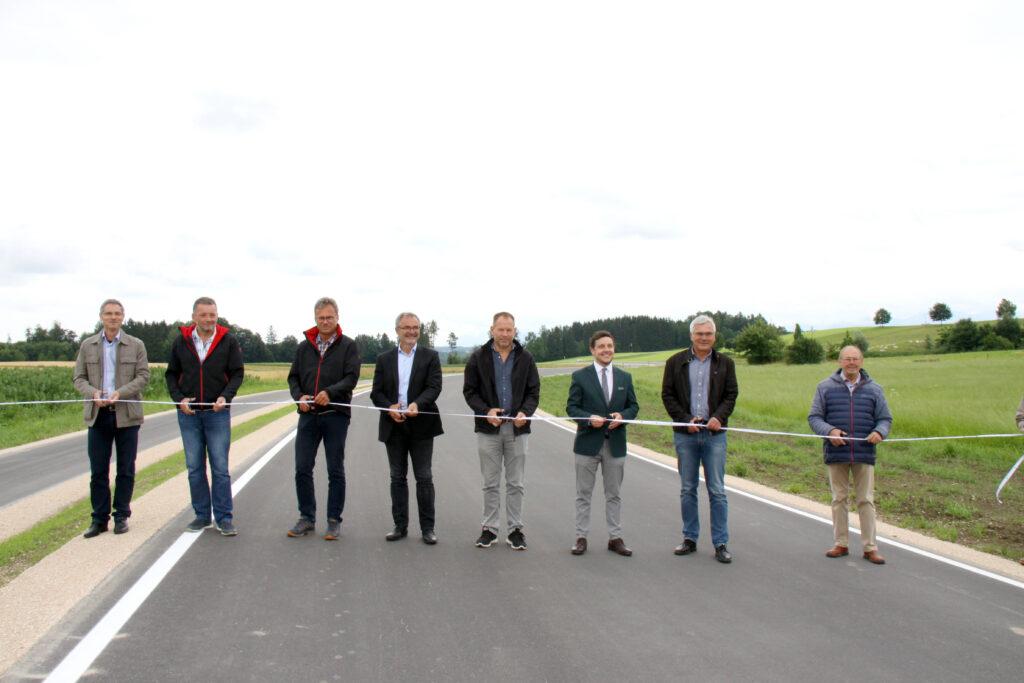 Gemeindeverbindungsstraße Haßmoning Hörpolding