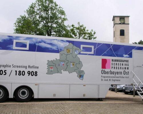 Mammografie-Mobil