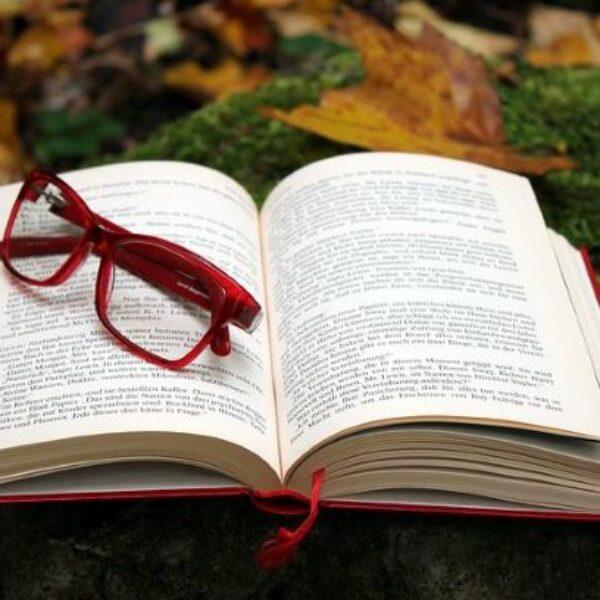 Buchausstellung Kunterbunter Herbst