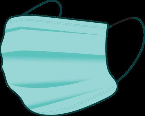 Mund- und Nasenbedeckung