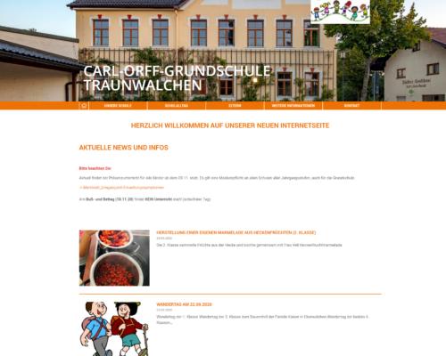 Startseite Carl-Orff-Grundschule-Traunwalchen