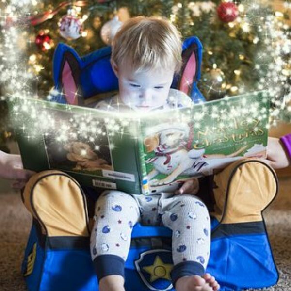 Weihnachtsausstellung in der Stadtbücherei
