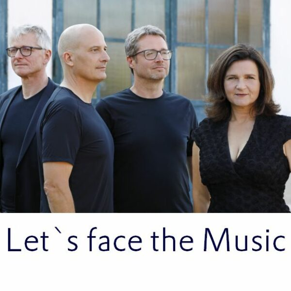k1 |  Let´s face the Music | Friederike Duetsch & Trio Hartmann, Kesting, Karger