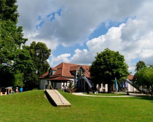 Kindergarten Traunreut Garten