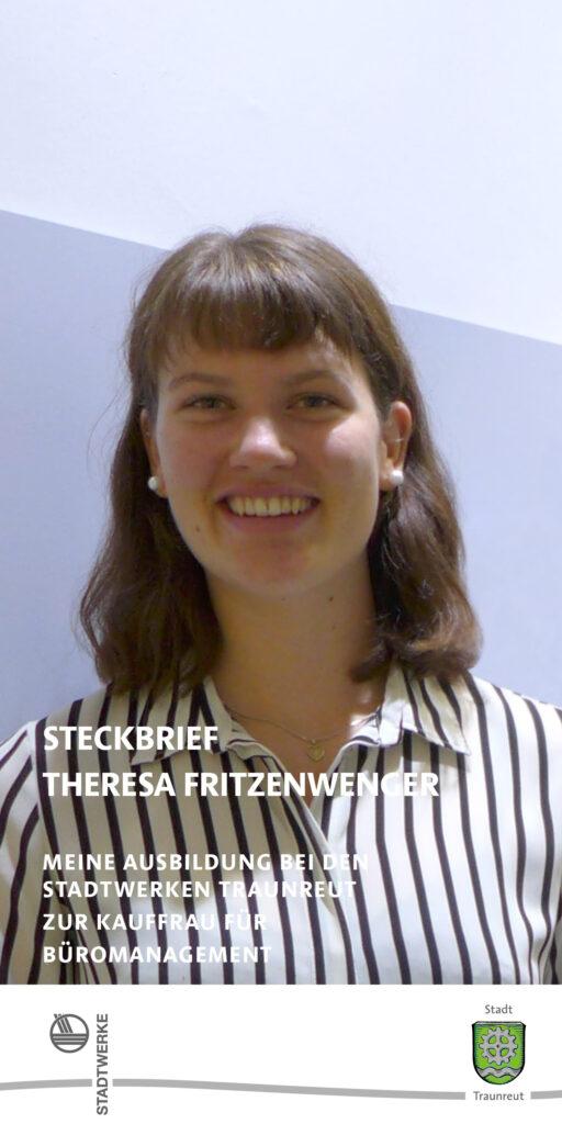Bild Ausbildungssteckbrief Theresa Fritzenwenger