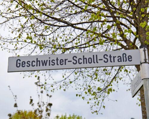 Geschwister Scholl, Sophie Scholl