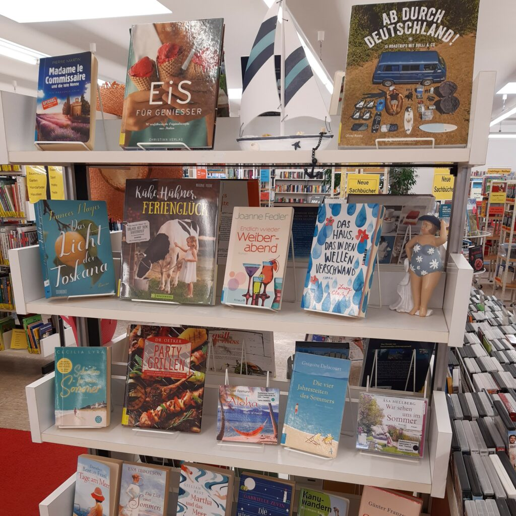 Stadtbücherei Sommerausstellung1
