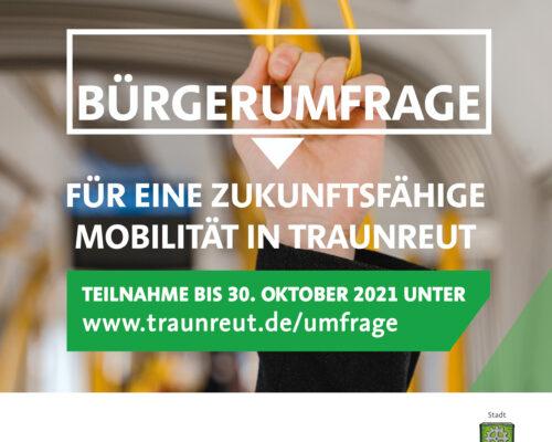 Bürgerumfrage Mobilität in Traunreut