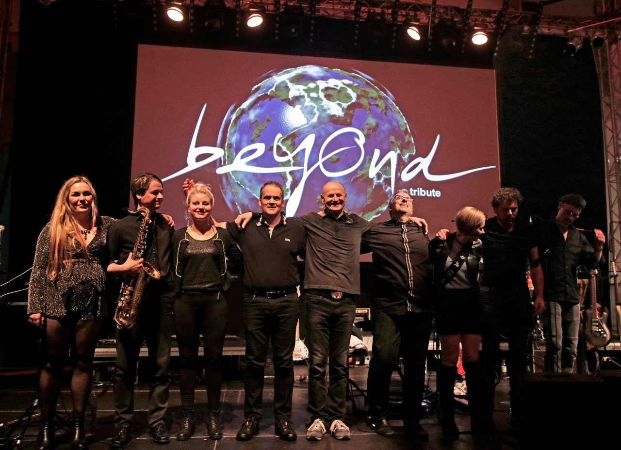 Beyond -a tribute- to Pink Floyd (LiveShow-Konzert)