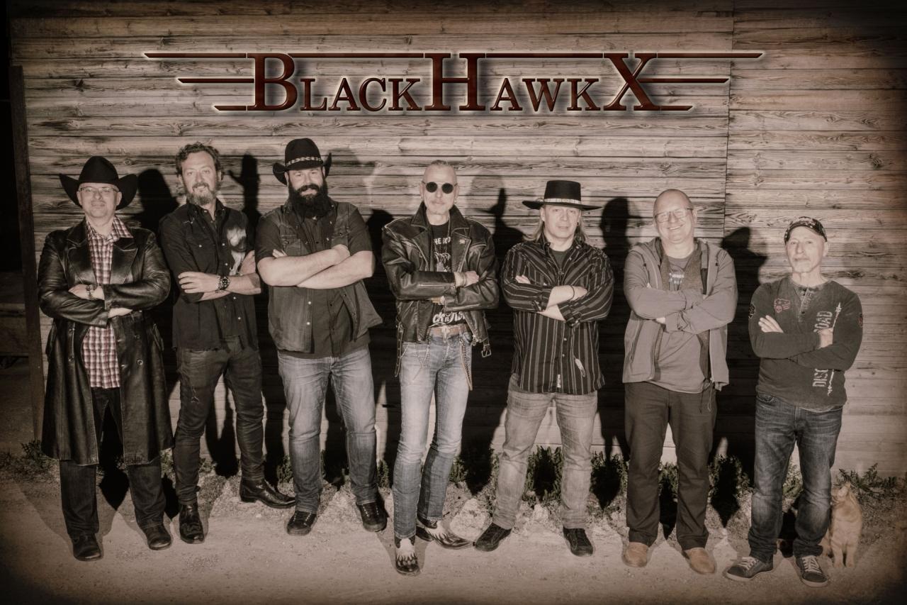 RockFriday – Black HawkX